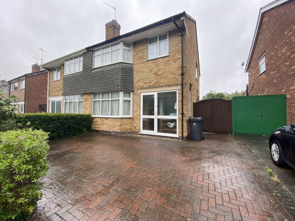 Spencefield Drive  Leicester  LE5