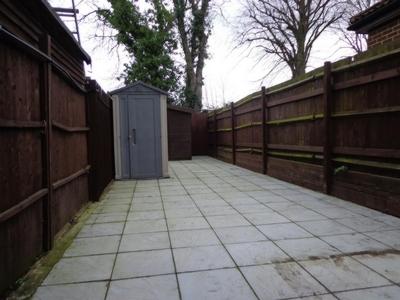 Additional Part of Rear Garden