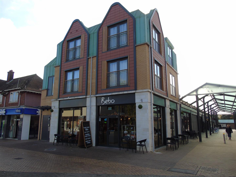 Town Centre  Hatfield  AL10