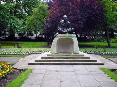Tavistock Square Gdns
