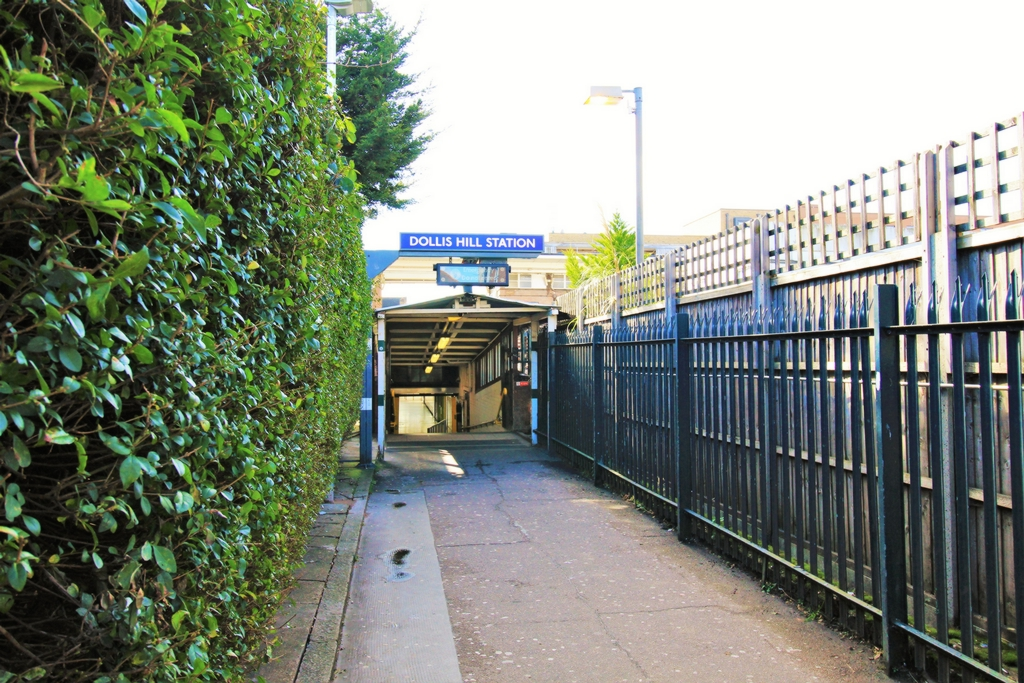 Dollis Hill Station