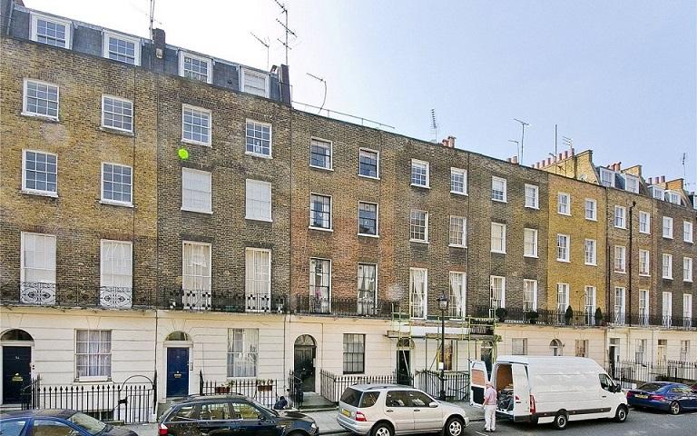 Balcombe Street  London  NW1