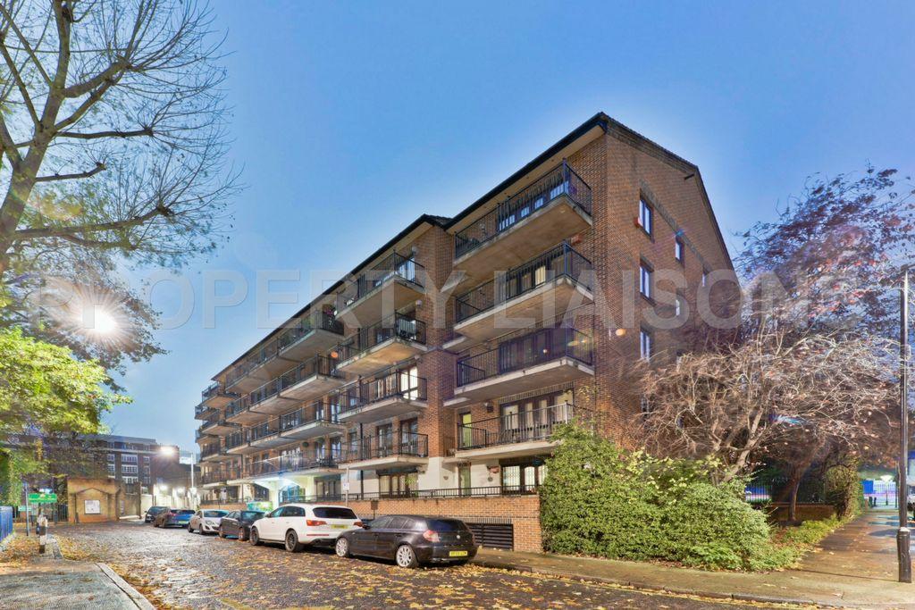 George Leybourne House, Fletcher Street  London  E1