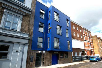 Hardinge Street  London  E1