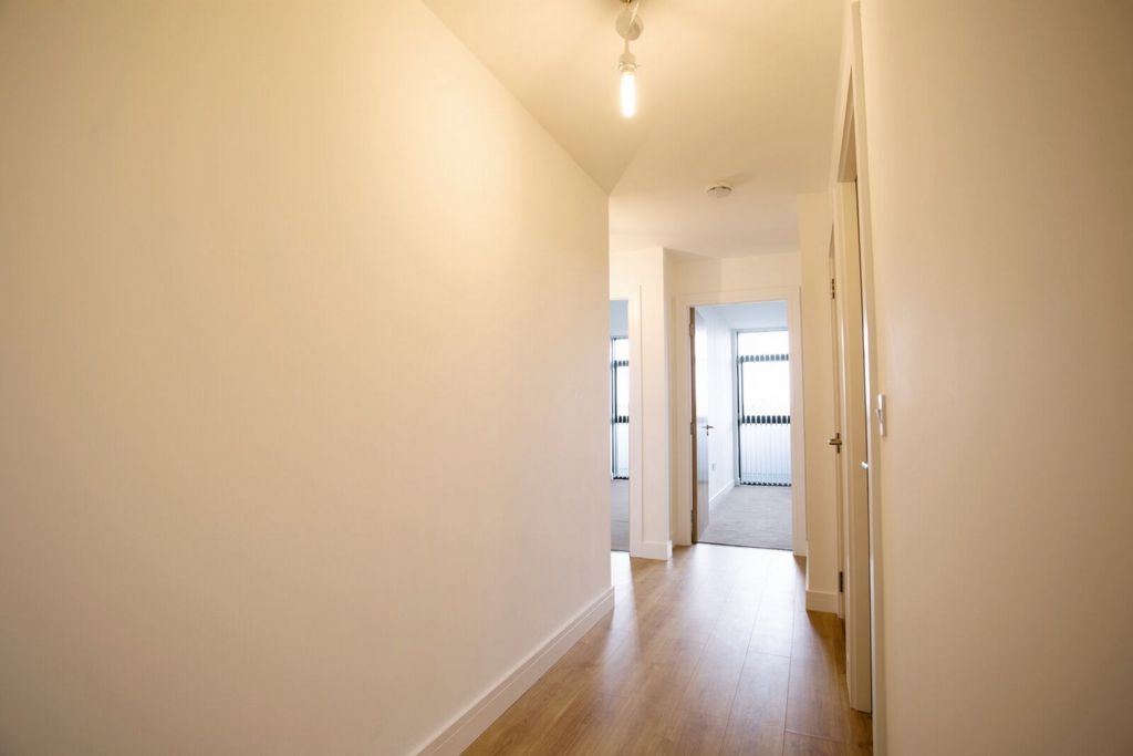 Apartment Hallway