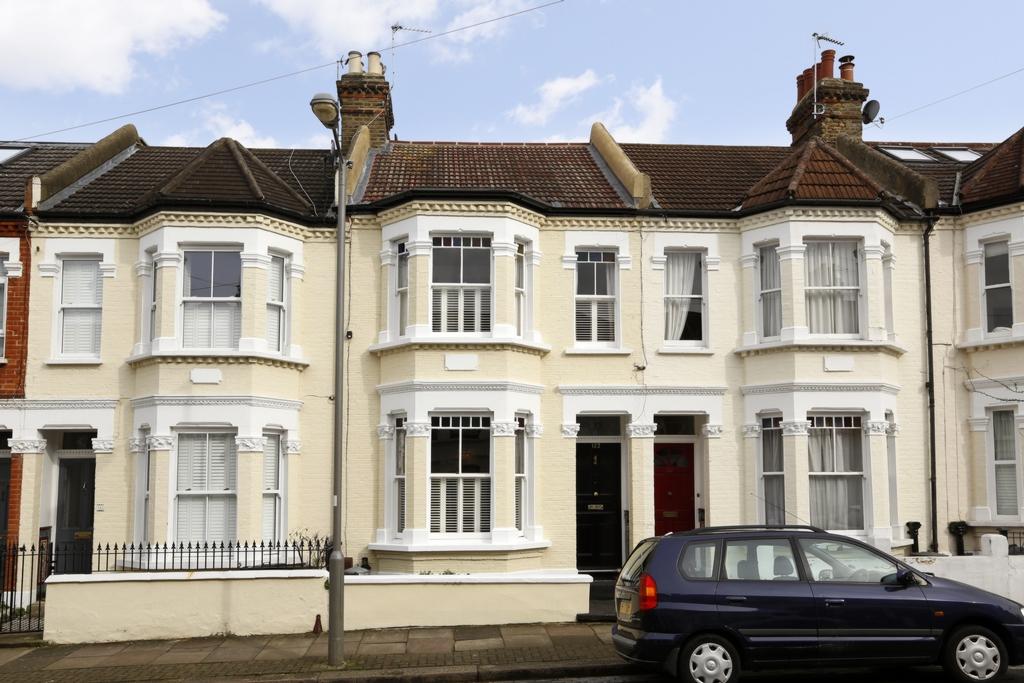 Aslett Street  Wandsworth  SW18