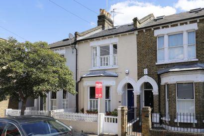 Ebner Street  Wandsworth  SW18