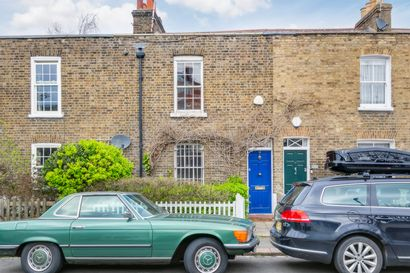 Barchard Street  Wandsworth  SW18