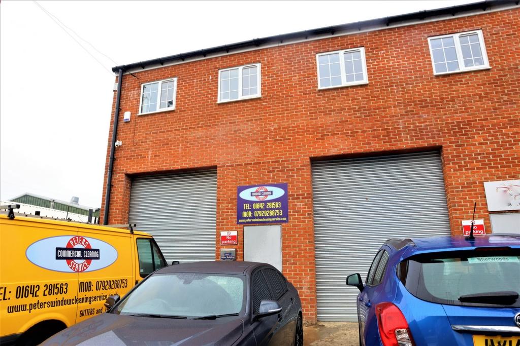 Miller Building  Longbeck Trading Estate  TS11
