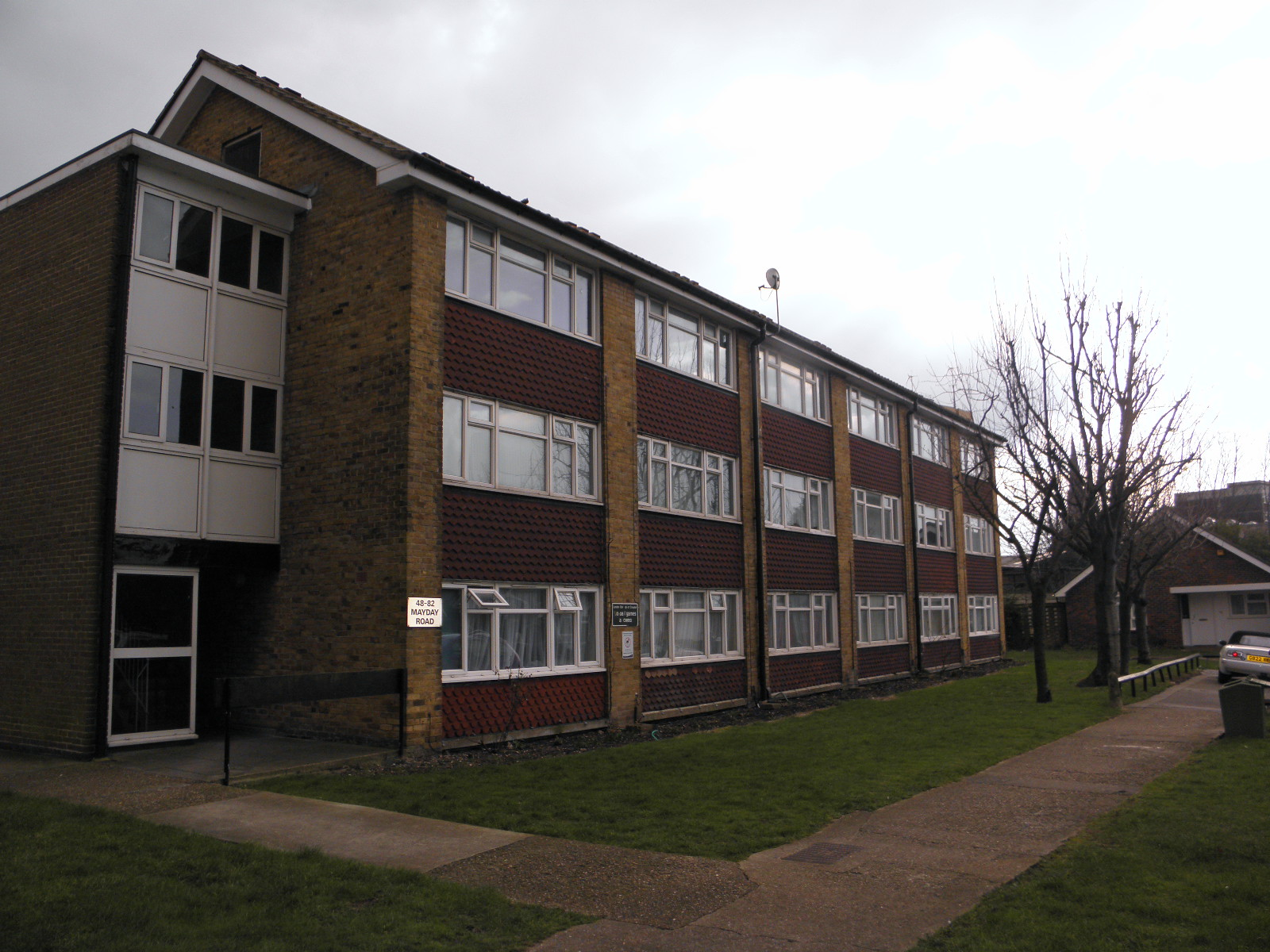 Mayday Road  Thornton Heath  CR7
