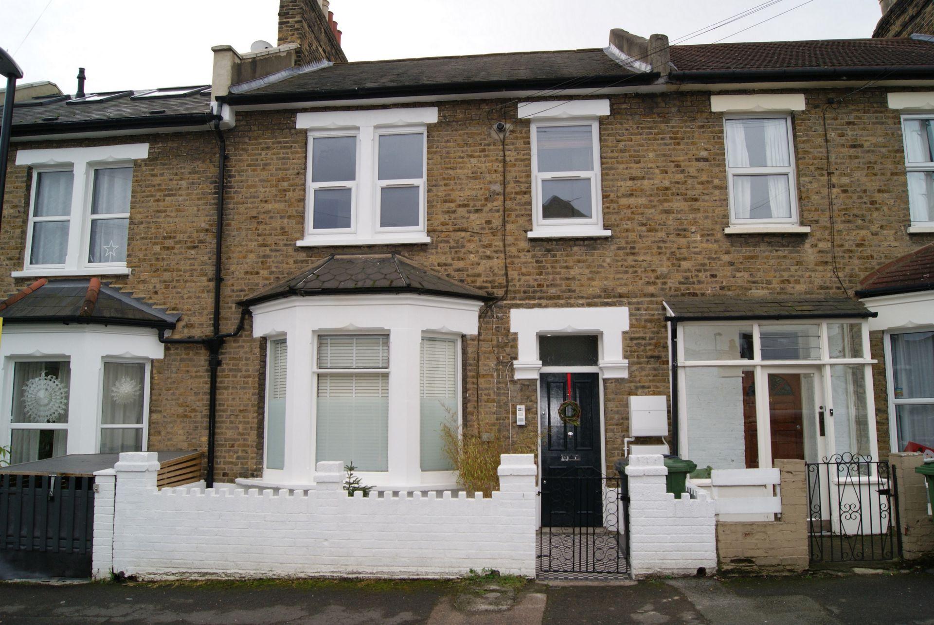 Helvetia Street  Catford  SE6
