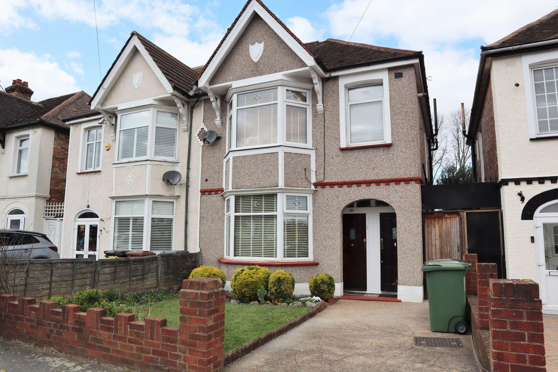 Bellingham Road  Catford  SE6