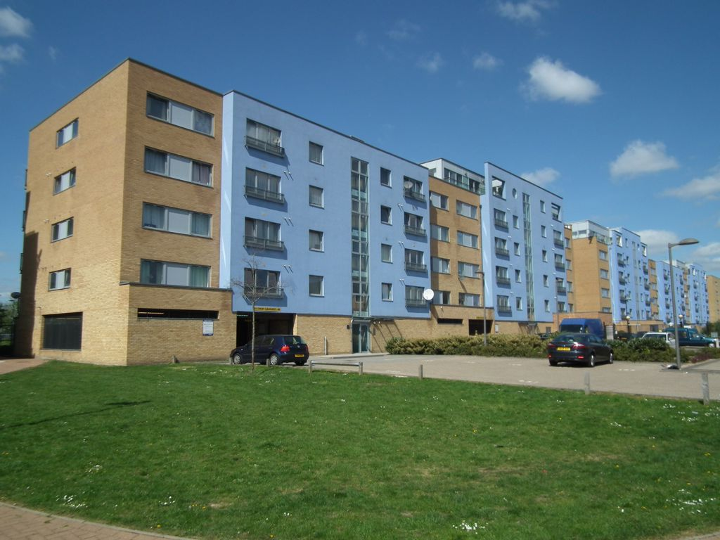 Warrior Close  Thamesmead  SE28