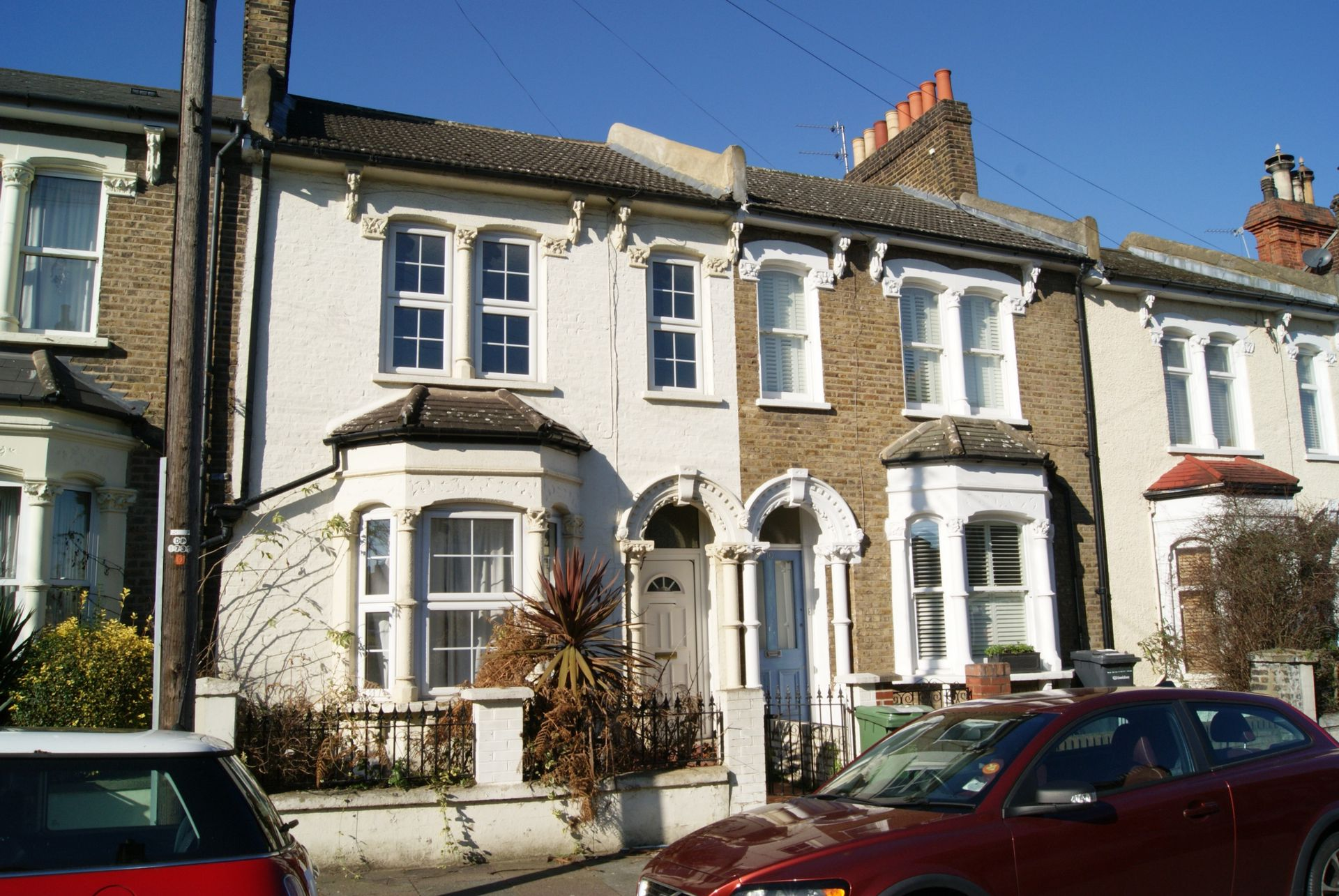Howson Road  Brockley  SE4