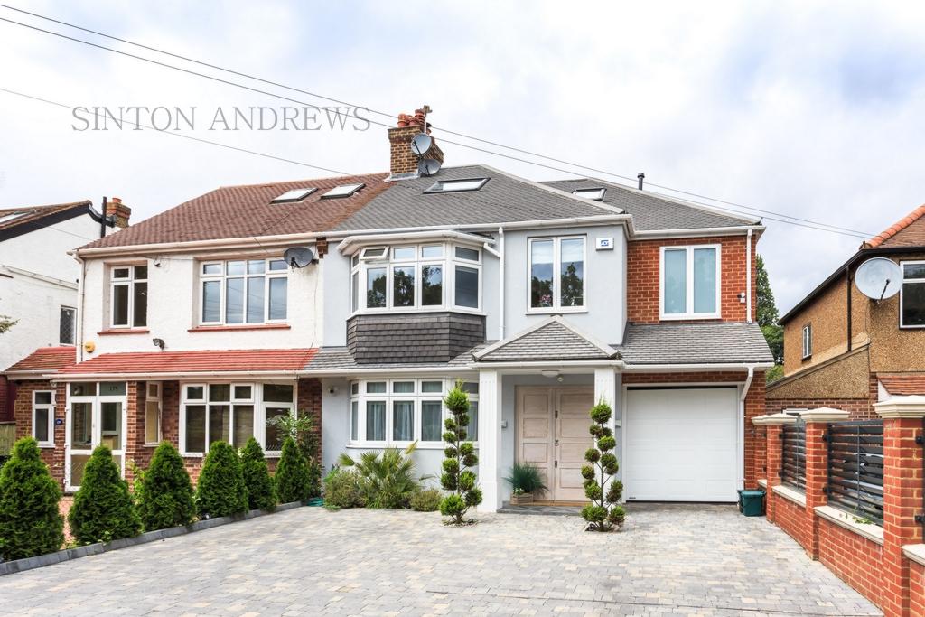 Tentelow Lane  Norwood Green  UB2