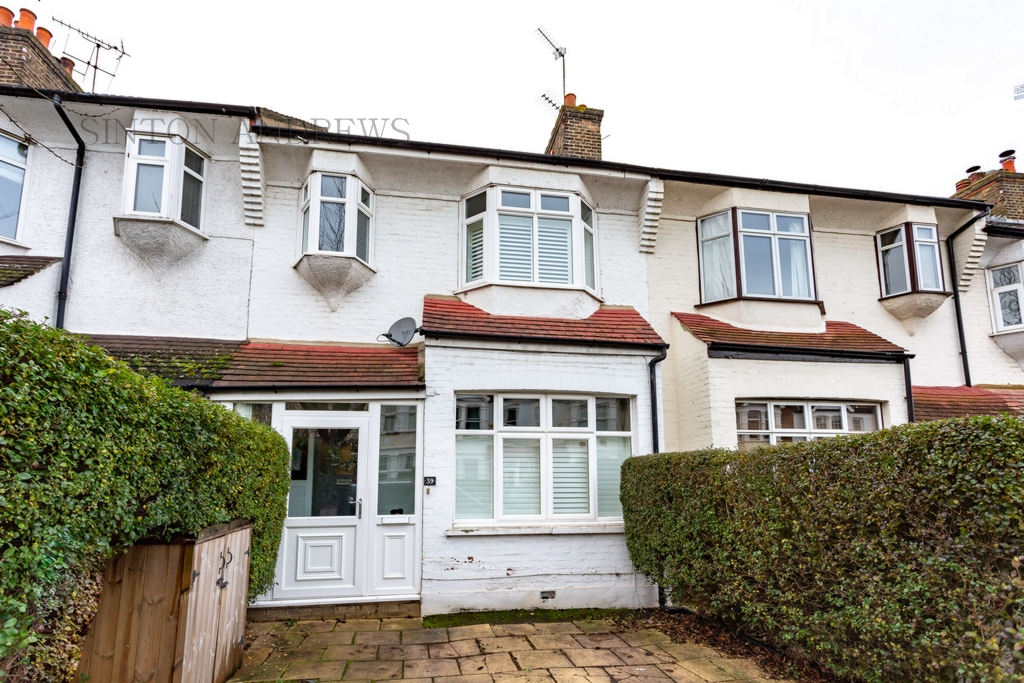 Curzon Road  Ealing  W5