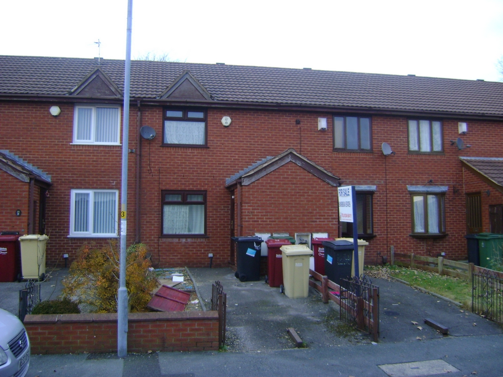 Willows Close  Bolton  BL3