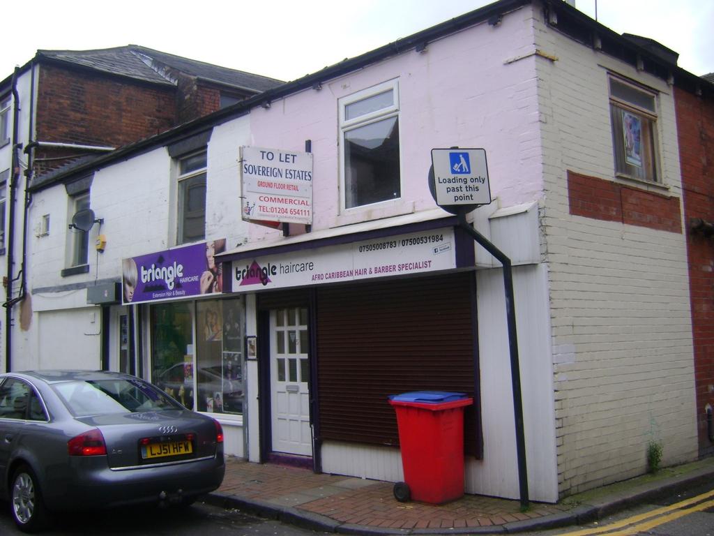 Bold Street  Bolton  BL1