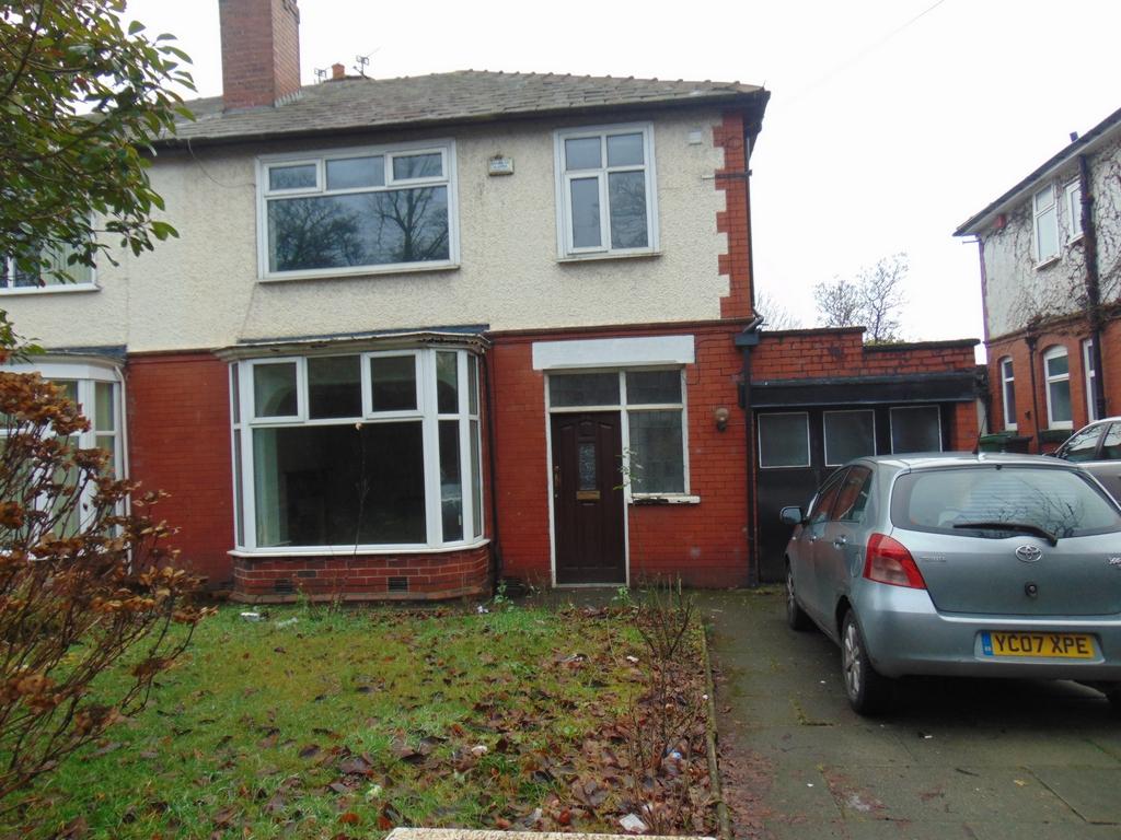 Green Lane  Bolton  BL3
