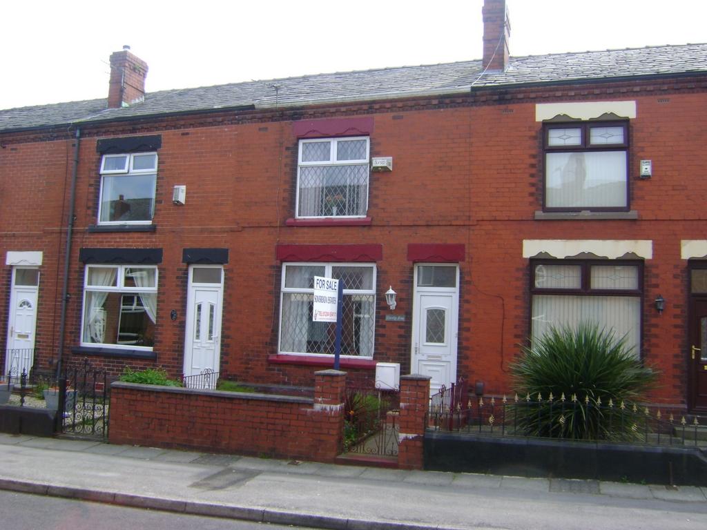 Pevril Street  Bolton  BL3
