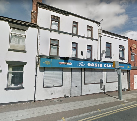 Derby Street  Bolton  BL3