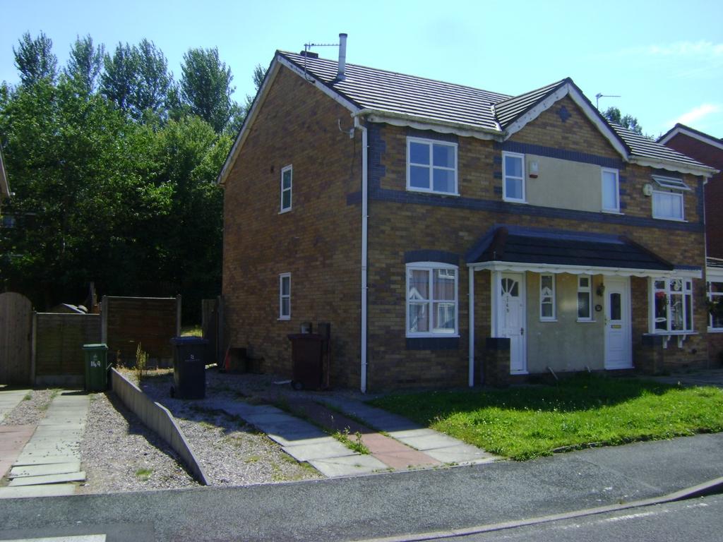 Ellesmere Road  Bolton  BL3