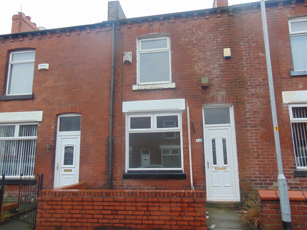 Melville Street  Bolton  BL3