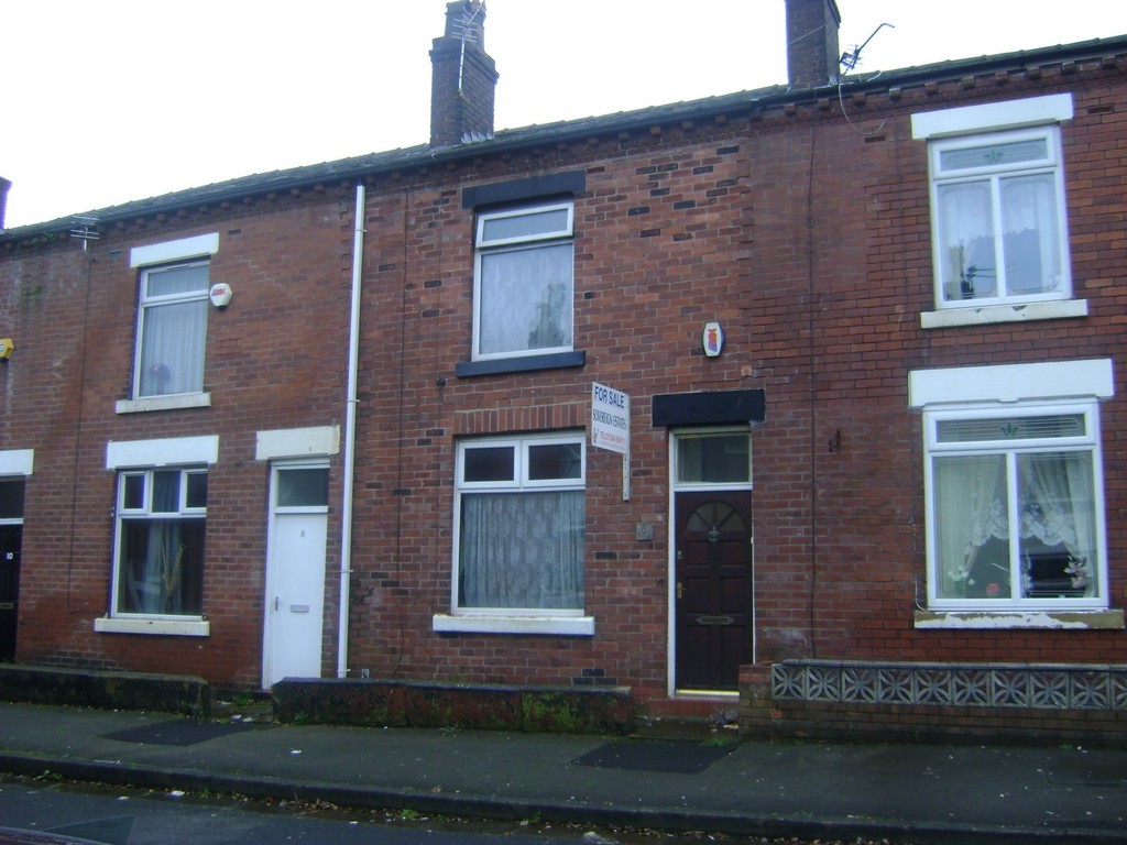 Woodfield Street  Bolton  BL3