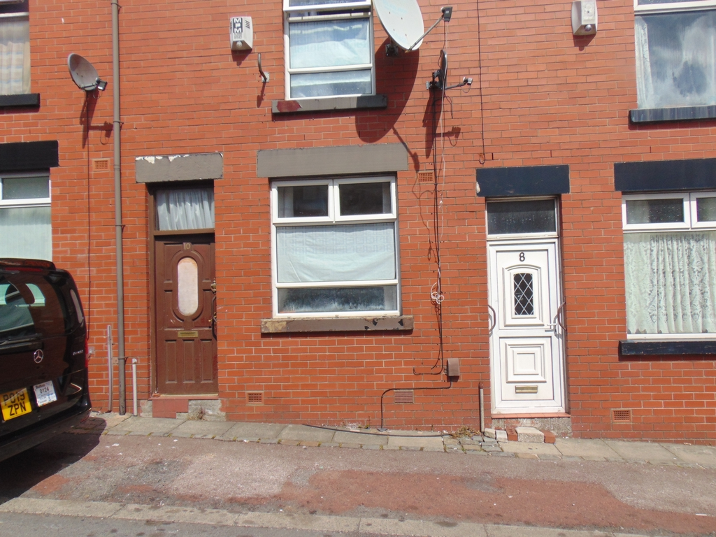Dijon Street  Bolton  BL3