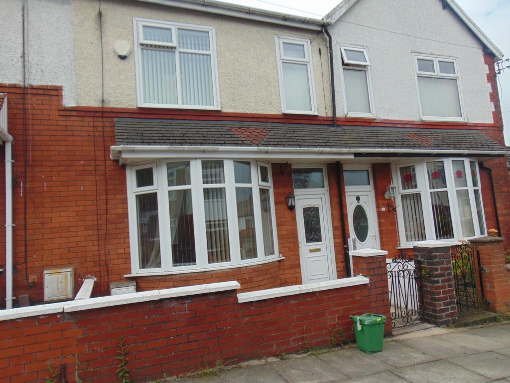 Clunton Avenue  Bolton  BL3