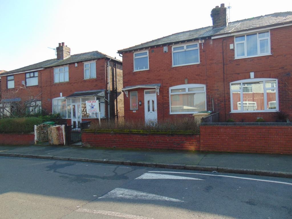 Longfield Road  Bolton  BL3
