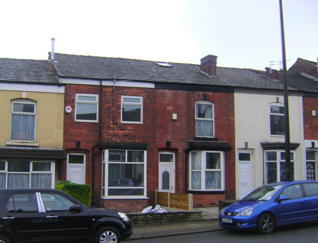 Chorley Old Road  Bolton  BL16AE
