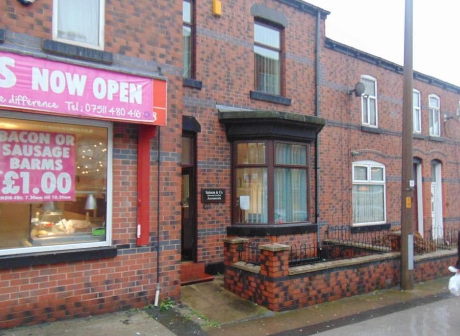 Chorley Old Road  Bolton  BL13TA