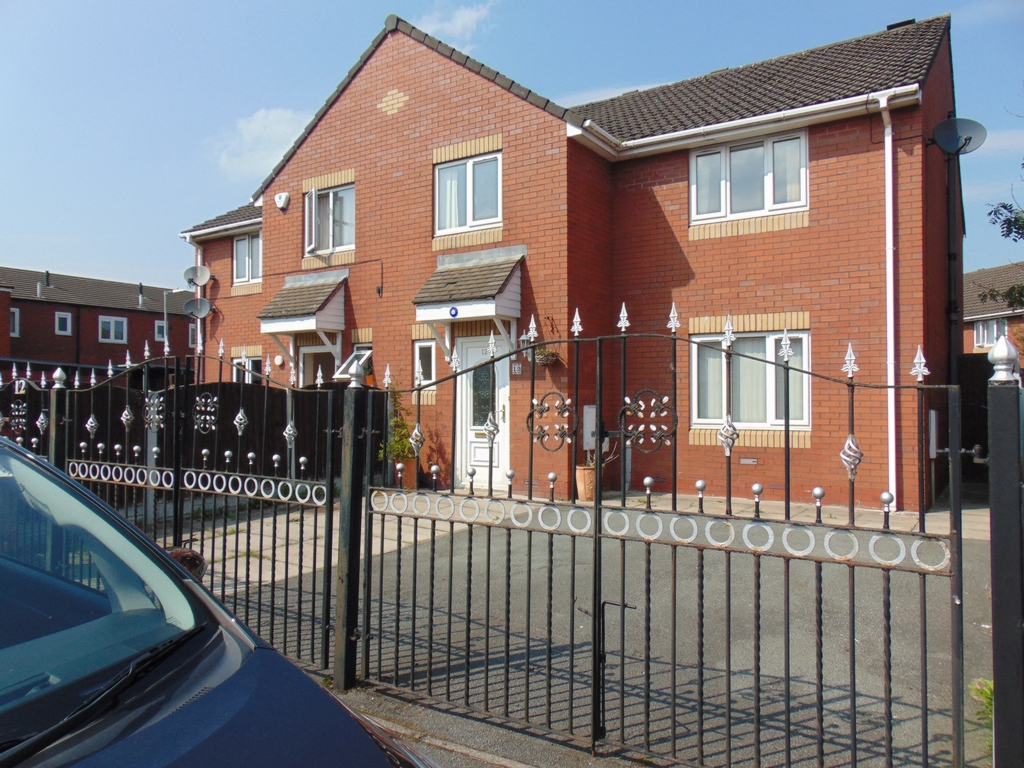 Davenport Street  Bolton  BL12LT