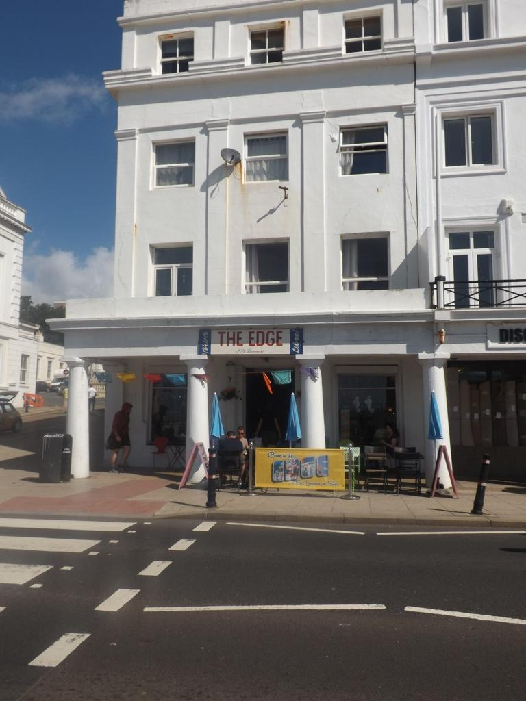 Marina  St Leonards  TN38