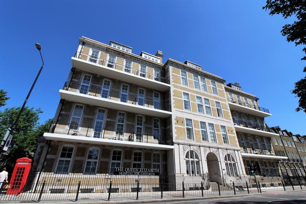 Goldsmiths Row  Hackney  London  E2