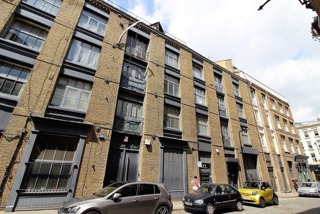 Phipp Street  Shoreditch  London  EC2A
