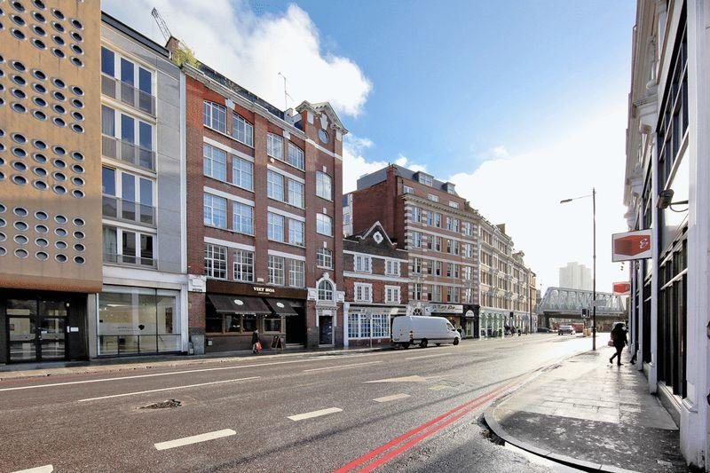 Kingsland Road  Shoreditrch  London  E2