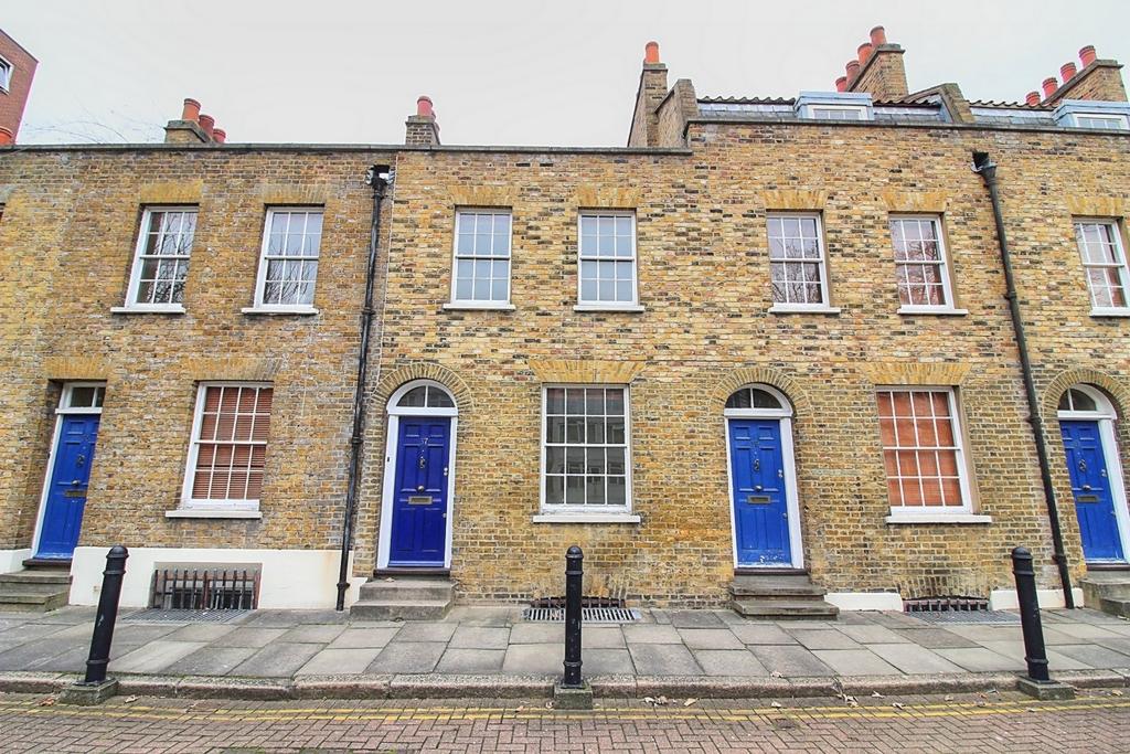 Walden Street  Whitechapel  London  E1