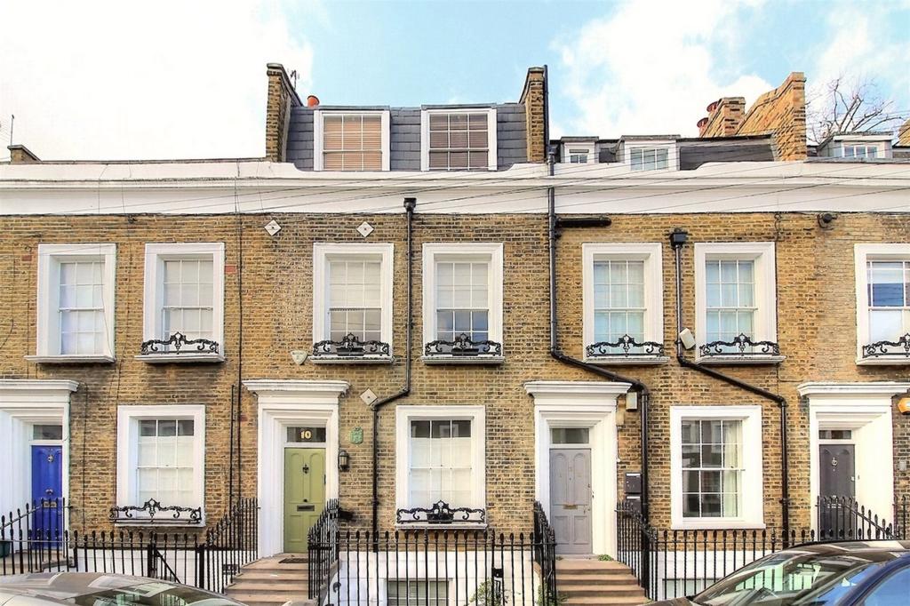 Rees Street  Islington  London  N1