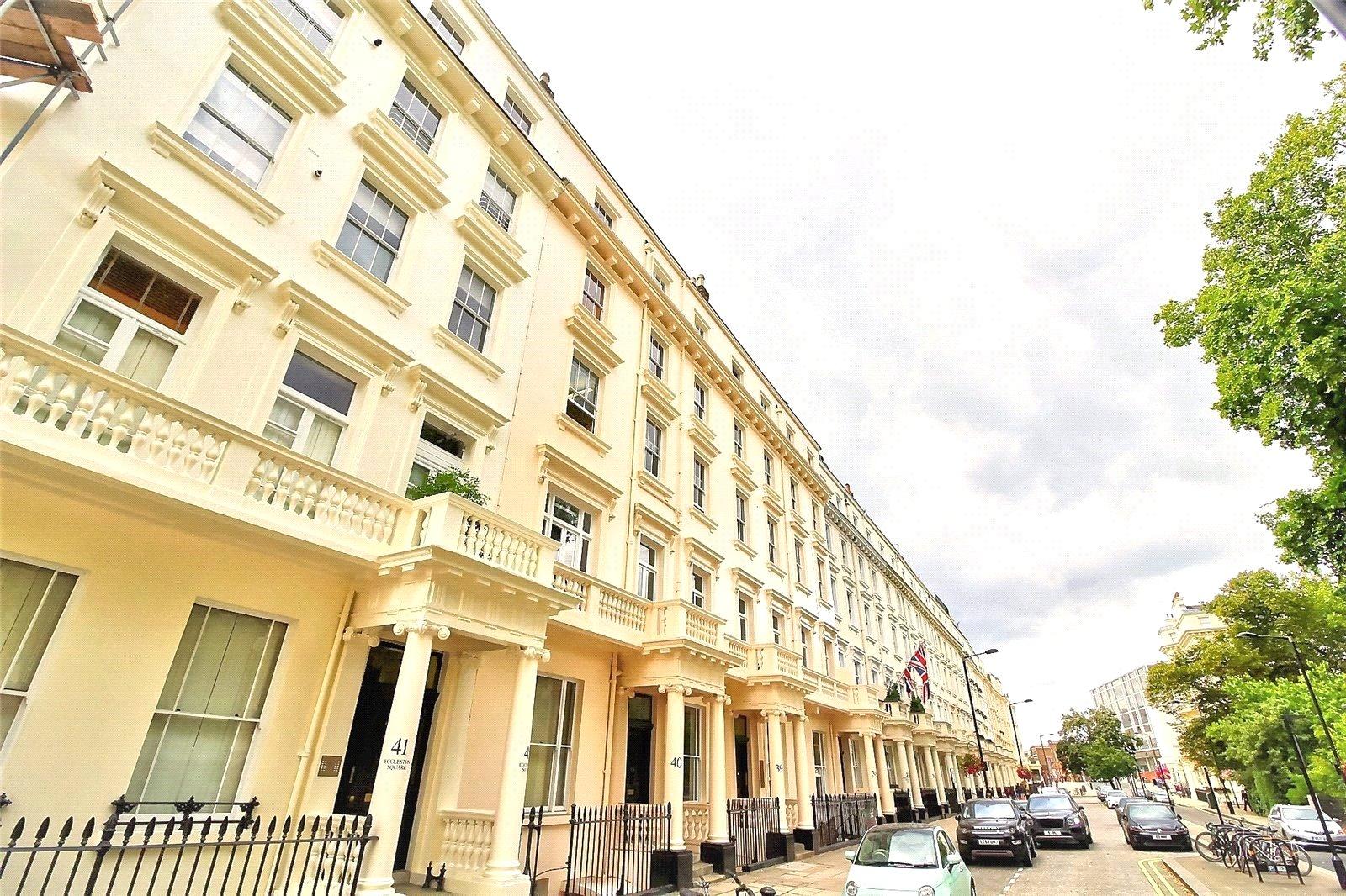 Eccleston Square  Pimlico  London  SW1V