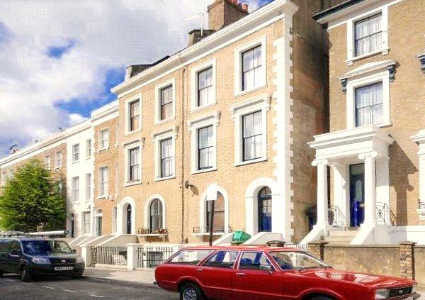 Milton Grove  Stoke Newington  London  N16