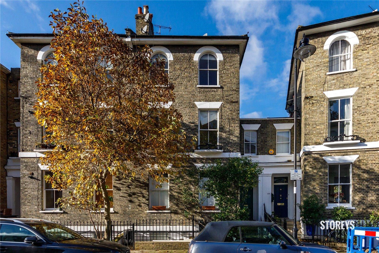 Richmond Crescent  Barnsbury  London  N1