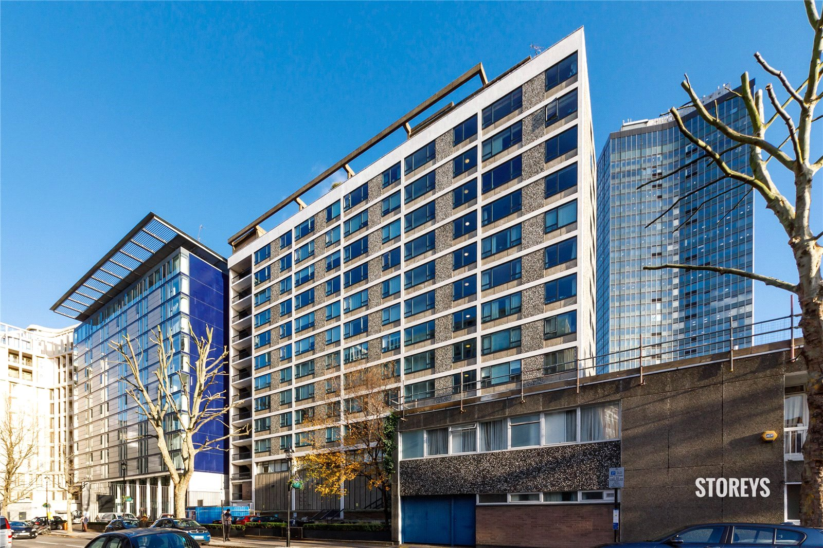 John Islip Street  Westminster  SW1P