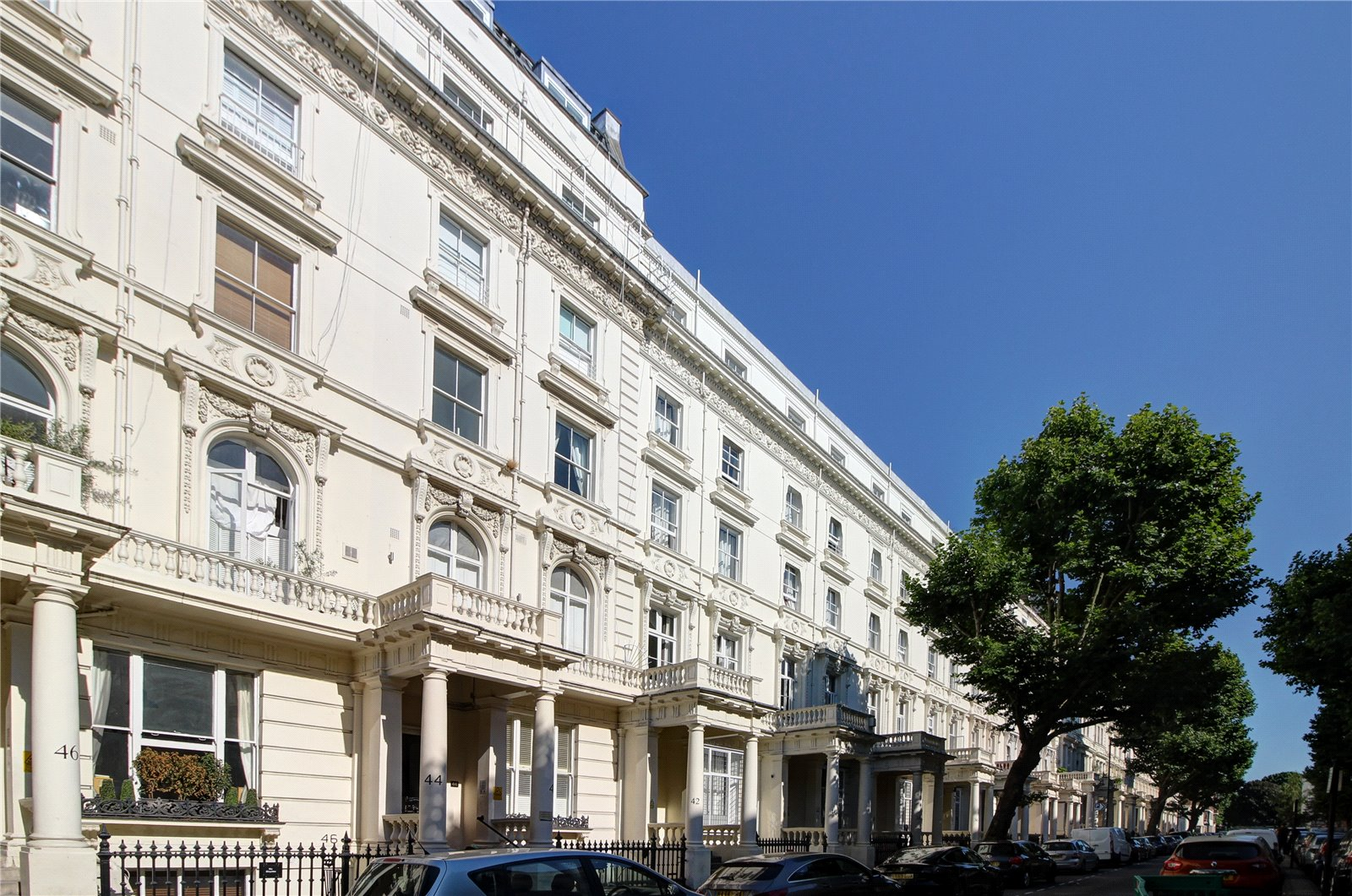 Inverness Terrace  Bayswater  London  W2
