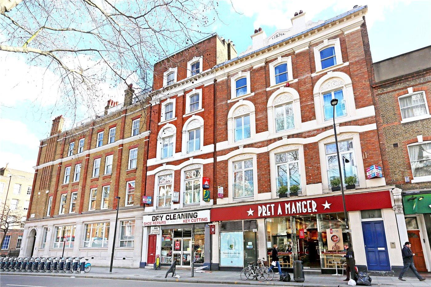 Theobalds Road  Bloomsbury  London  WC1X