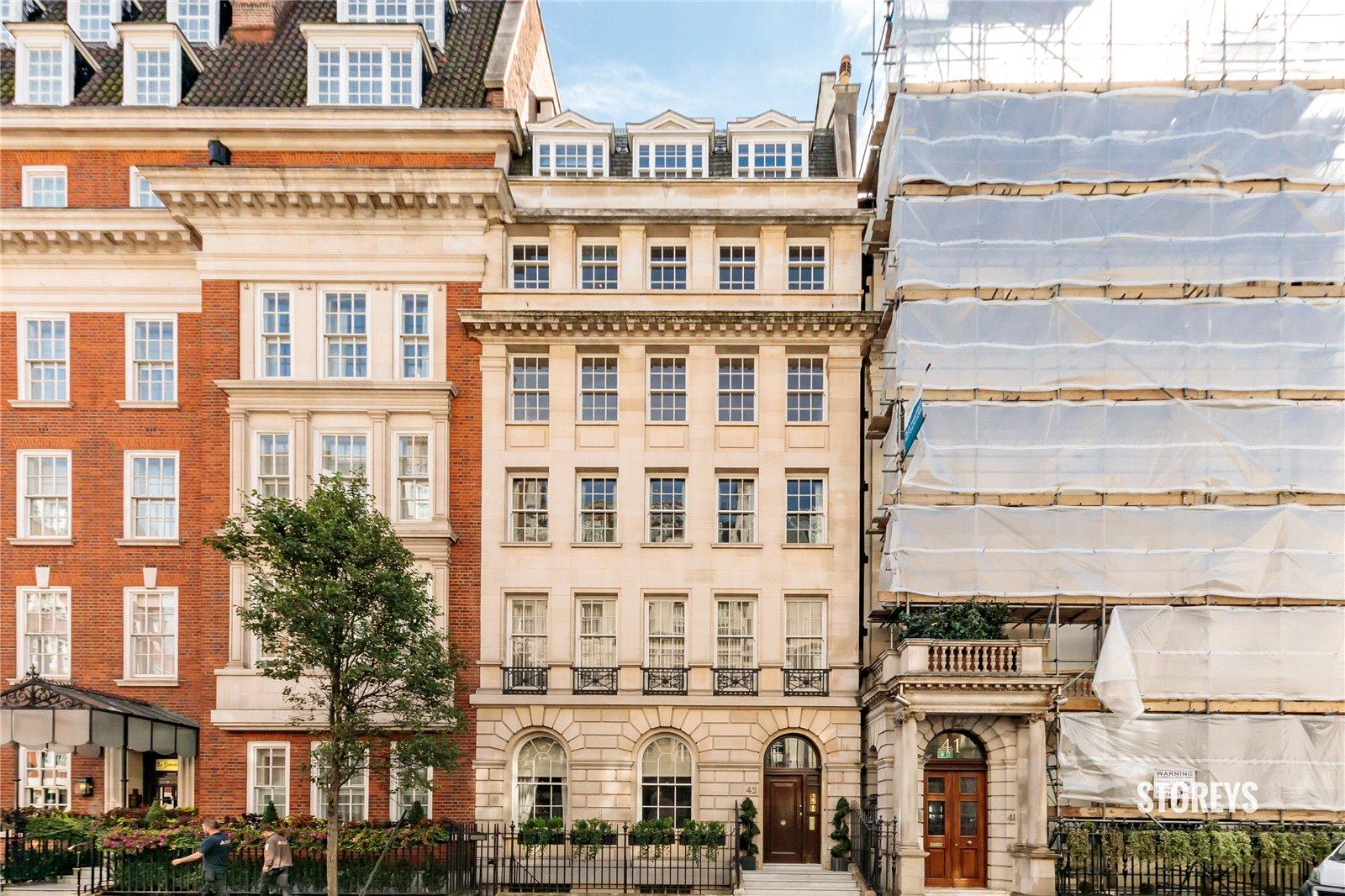 Upper Brook Street  Mayfair  London  W1K