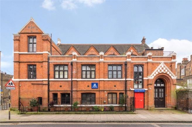 Richmond Avenue  Islington  London  N1