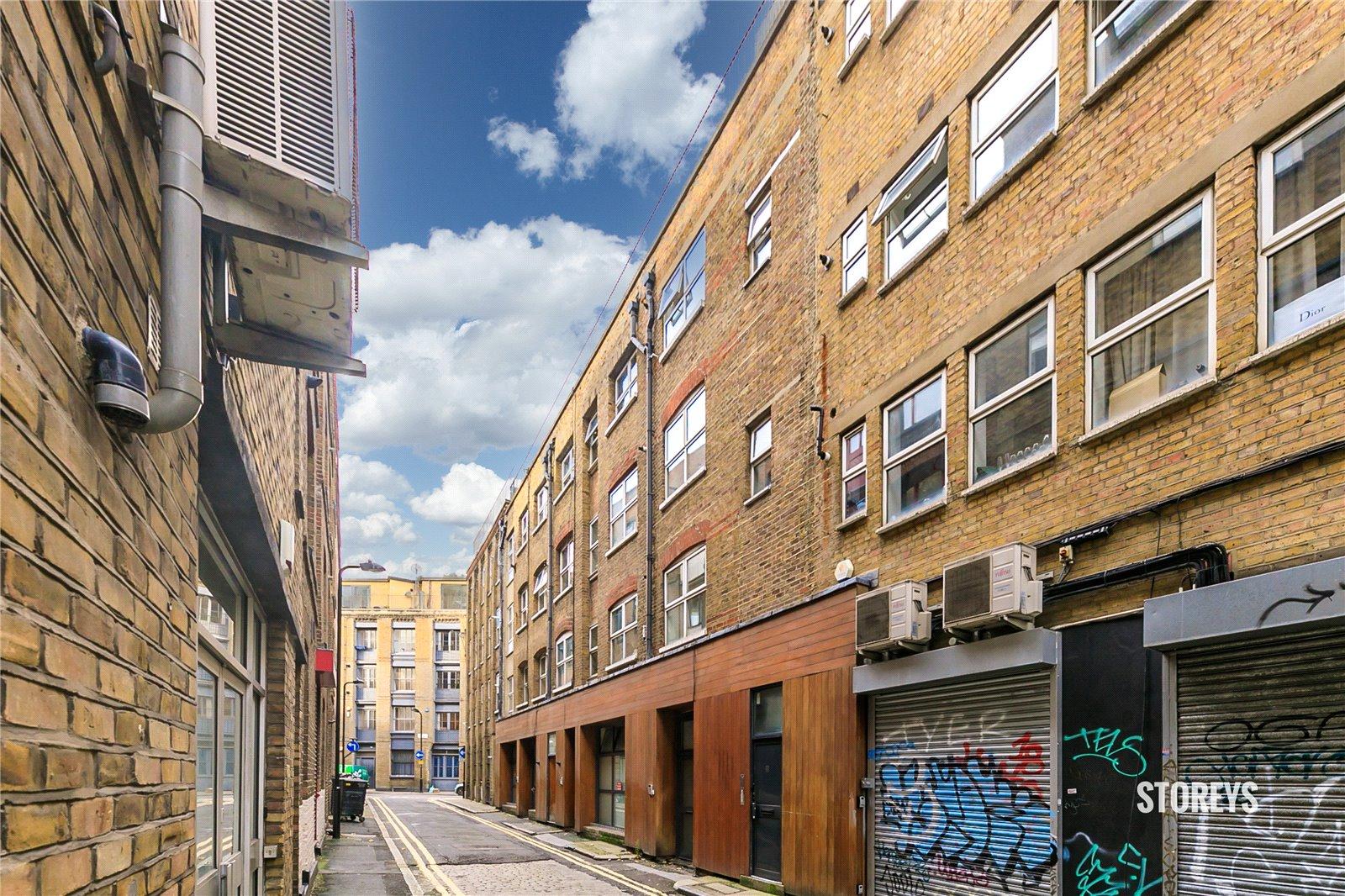 Gatesborough Street  Shoreditch  London  EC2A