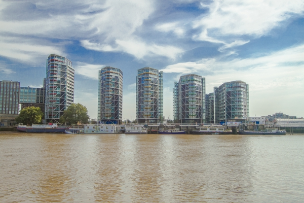 Riverlight Quay, Nine Elms  London  SW8